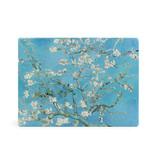 Maîtres-sur-bois,Fleur d'amandier, Vincent van Gogh,  300 x  195 mm