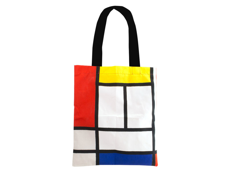 Baumwolltasche Luxe,  Mondrian