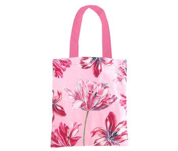 Bolsa de algodón Luxe, Tulipanes Merian