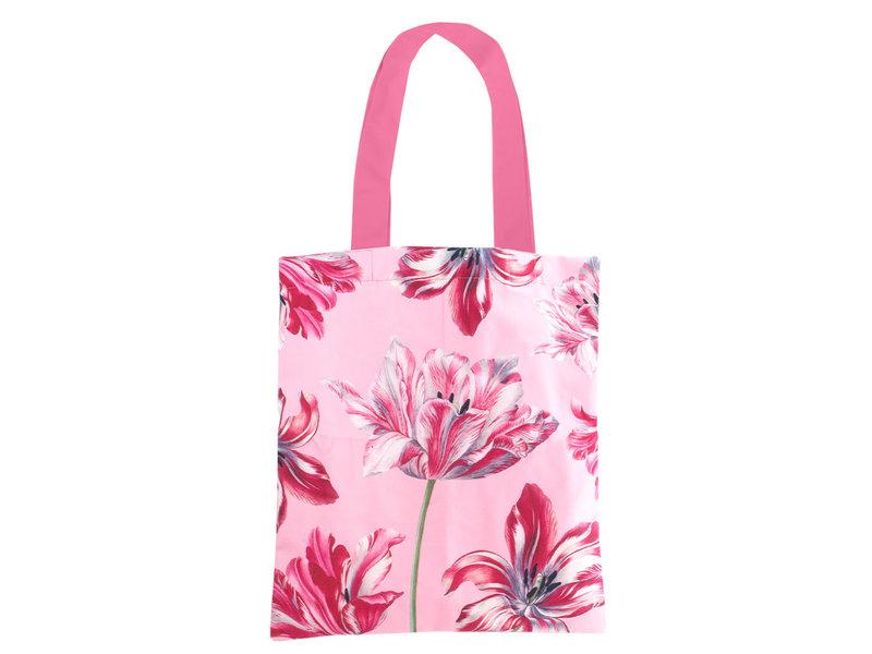 Baumwolltasche Luxe,  Tulpen Merian