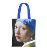 Katoenen tas Luxe, Vermeer, Meisje met de parel