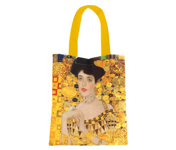 Cotton Tote Bag Luxe, Klimt