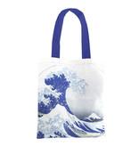 Bolsa de algodón Luxe, Hokusai