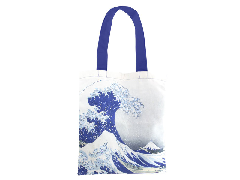 Baumwolltasche Luxe,  Hokusai