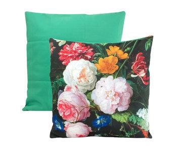 Cushion cover, 45x45 cm,  De Heem, flower still life