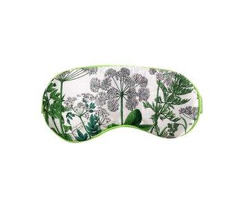 Antifaz para dormir, Baya del saúco, Hortus Botanicus