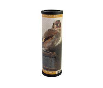 Kaleidoscope,  Goldfinch, Carel Fabritius