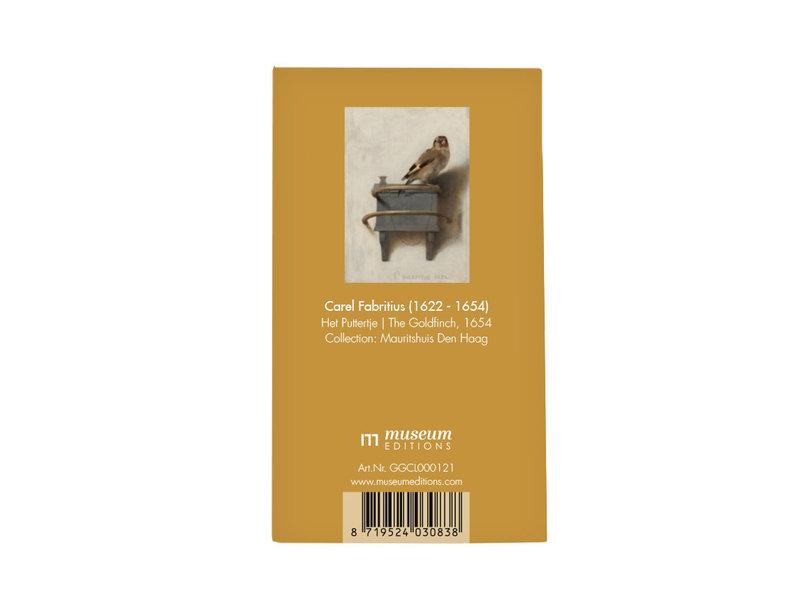 Gogonote, El jilguero, Carel Fabritius