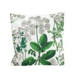 Housse de coussin, 45x45 cm, Feuille de sureau, Hortus Botanicus