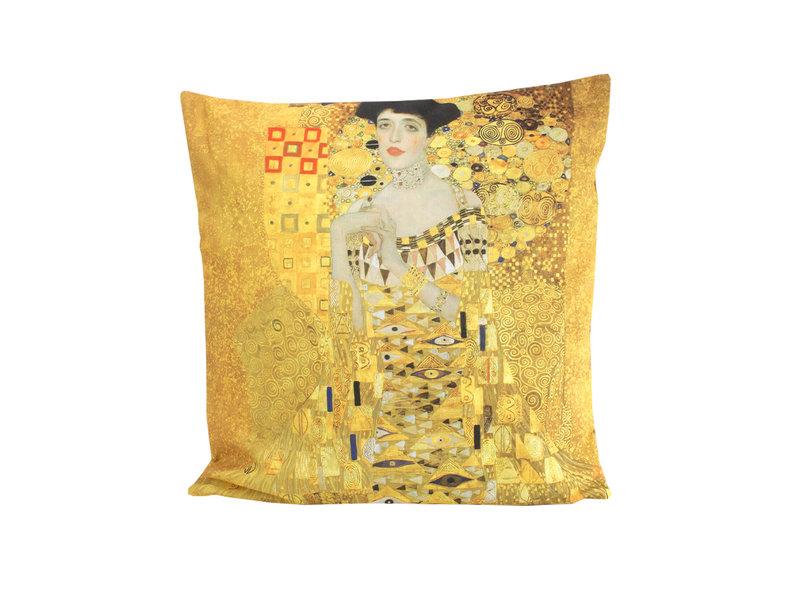 Kussenhoes, 45x45 cm,  Klimt