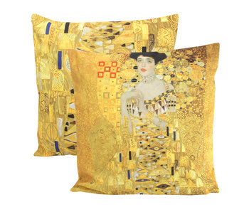 Cushion cover, 45x45 cm,  Klimt
