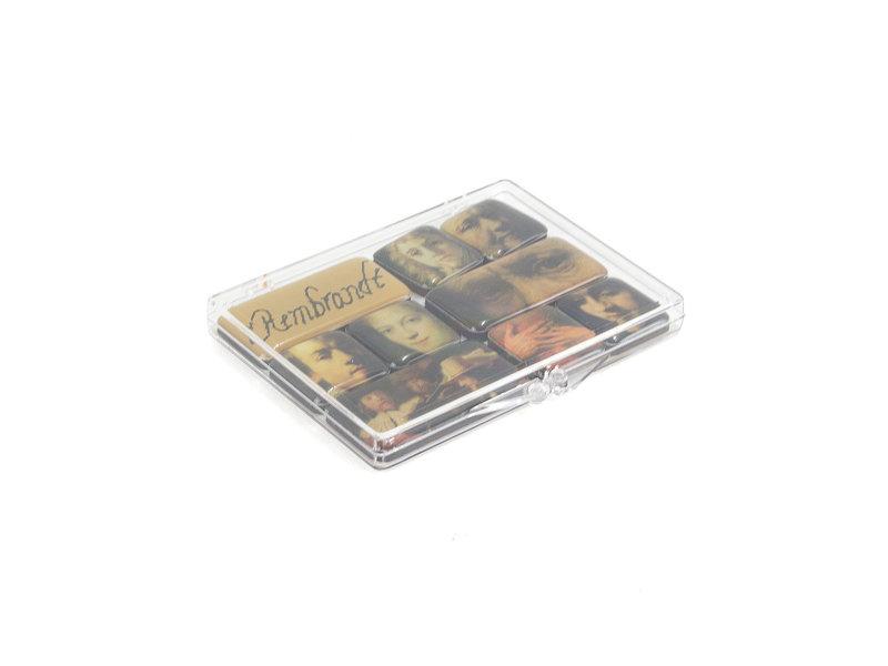Mini Koelkast Magneten Set, Rembrandt