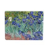 Maestros en madera, Lirios, Vincent van Gogh,  300 x  195 mm