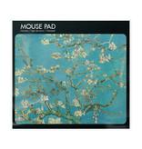Tapis de souris, Fleur d'amandier, Van Gogh