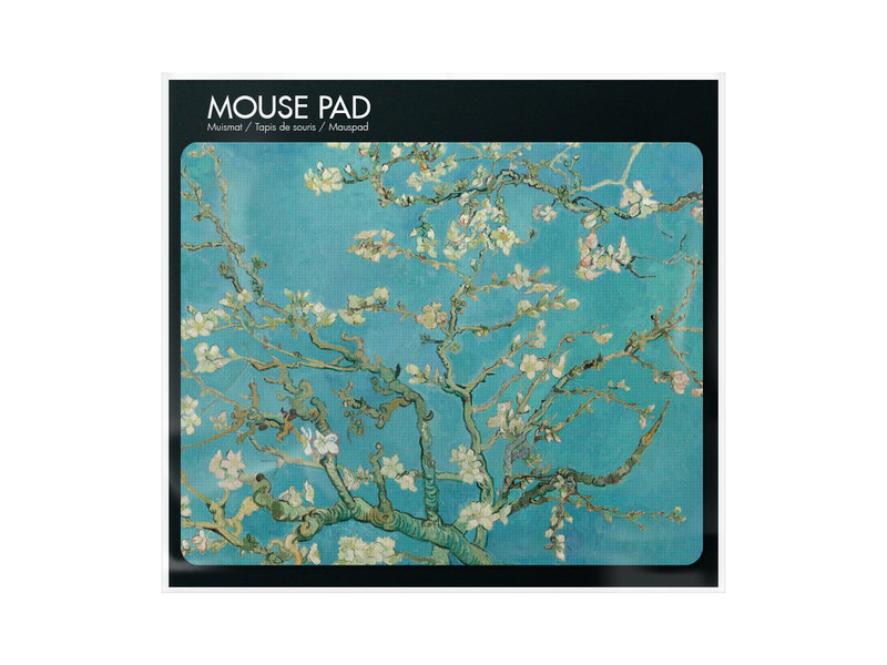 Mauspad, Mandelblüte, Van Gogh