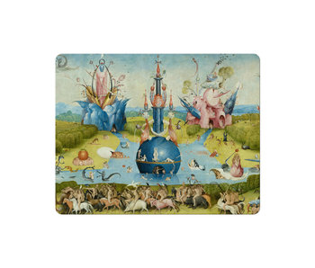 Mouse pad, Hieronymus Bosch, Garden of Earthly Delights