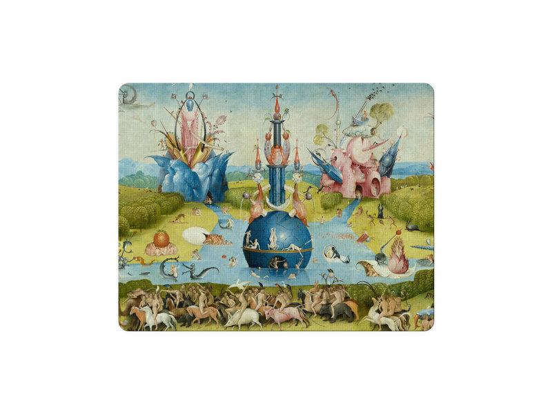 Muismat , Jheronimus Bosch, Tuin der Lusten