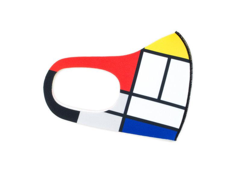 Masque buccal, Mondrian -LF