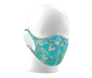 Masque buccal, Vincent van Gogh, Flor de almendro LF
