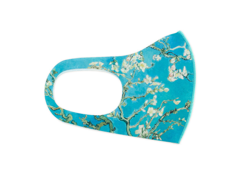 Face mask, Vincent van Gogh, Almond blossom LF