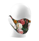 Face mask, Flower still life, De Heem LF