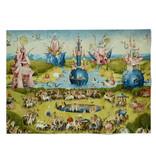 Cartel 50x70, Jheronimus Bosch, Jardín de las delicias