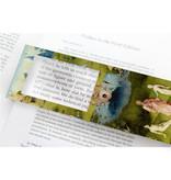 Boekenlegger met loep, Tuin der Lusten, Jheronimus Bosch