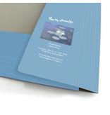 Porte-documents, A4, Nénuphars dans la lumière du soir, Monet