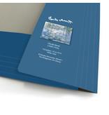 Porte-documents avec bande élastique, A4, Monet, Nympheas