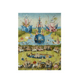 Cahier d'artiste, Jheronimus Bosch, jardin des délices terrestres