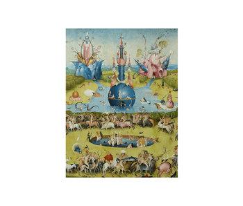 Künstlerjournal,Jheronimus Bosch, Garten der irdischen Freuden