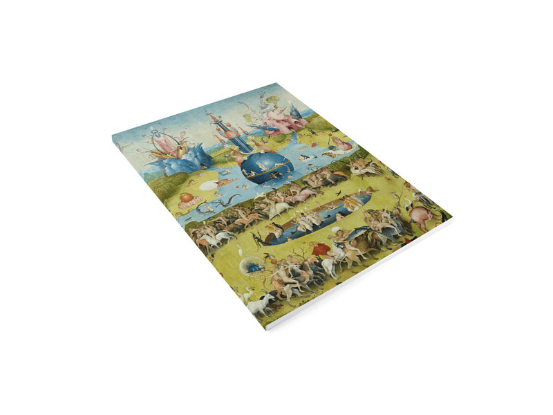 Artist Journal, Jheronimus Bosch, Garden of Earthly Delights