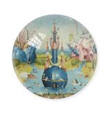 Presse-papier en verre, Jheronimus Bosch, jardin des délices terrestres