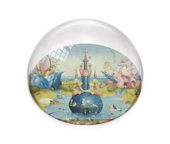 Briefbeschwerer,Jheronimus Bosch, Garten der irdischen Freuden