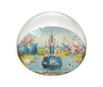Glass Dome,  Jheronimus Bosch, Garden of Earthly Delights