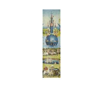 Marque-page classique,   Jheronimus Bosch, jardin des délices terrestres
