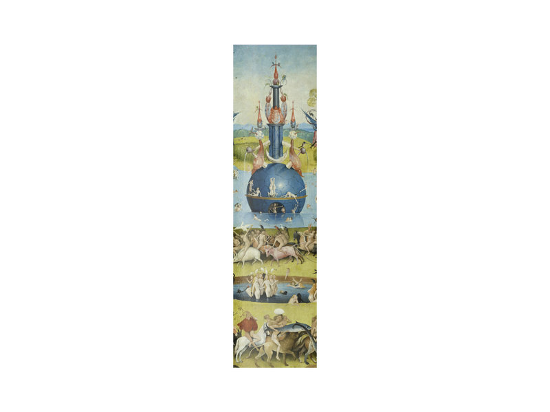 Klassieke boekenlegger,Jheronimus Bosch, Tuin der Lusten