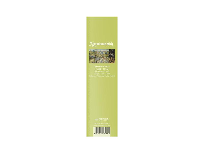 Classical bookmark, Jheronimus Bosch, Garden of Earthly Delights