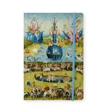 Softcover notitieboekje, A5, Jheronimus Bosch, Tuin der Lusten