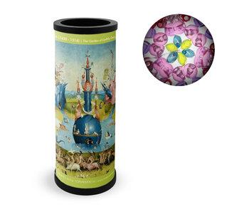 Kaleidoskop,Jheronimus Bosch, Garten der irdischen Freuden