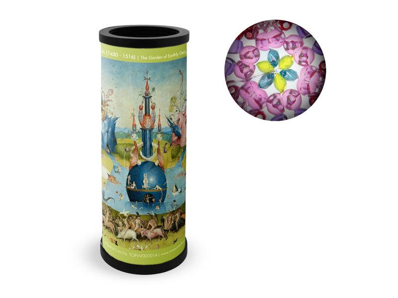 Kaleidoscope,  Jheronimus Bosch, Garden of Earthly Delights