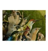 Postkarte, Hieronymus Bosch, Garten der irdischen Freuden
