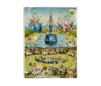 Mini  Poster A3, Hieronymus Bosch, Garden of Earthly Delights