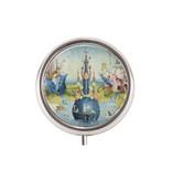 Pillendoosje,   Jheronimus Bosch, Tuin der Lusten