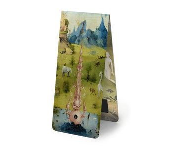 Magnetic bookmark , Jheronimus Bosch, Garden of Earthly Delights 2