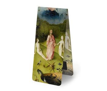 Marque-page magnétique,Jheronimus Bosch, jardin des délices terrestres  3