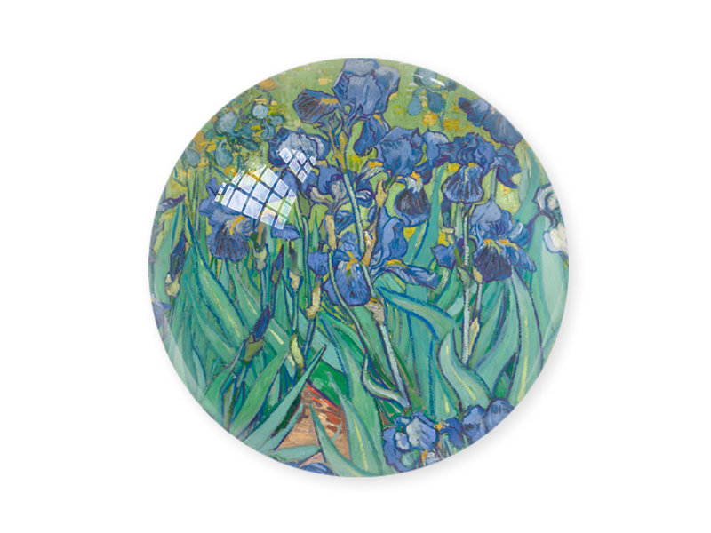 Briefbeschwerer, Iris, Vincent van Gogh