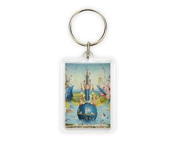 Porte-clés, Le Jardin des délices, Jheronimus Bosch