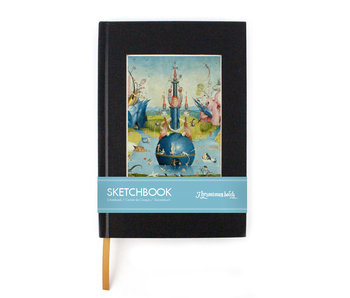 Schetsboek,  Tuin der Lusten, Jheronimus Bosch