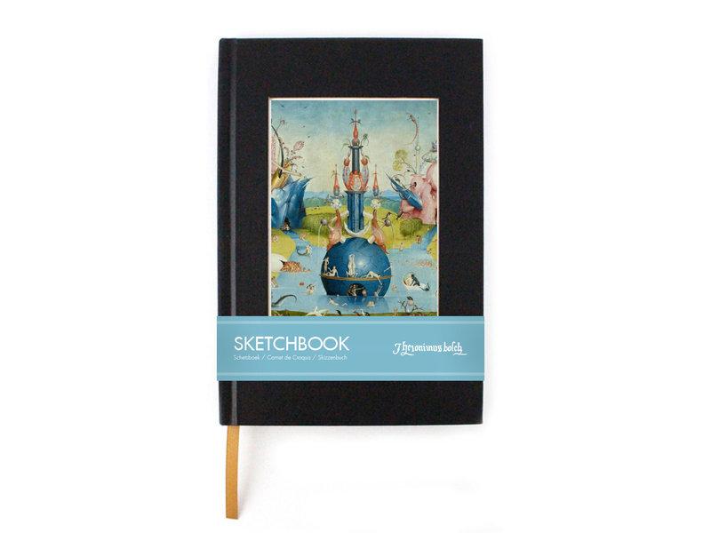 Passepartout Sketchbook, Der Garten der Lüste, Hieronymus Bosch